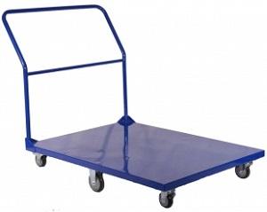 6 wheel platform trolley