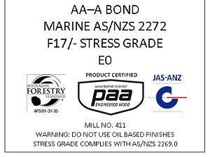 AS2272 Marine Plywood Stamp300.300