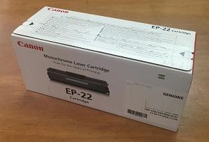 Canon EP22