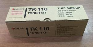 Kyocera TK110 opened