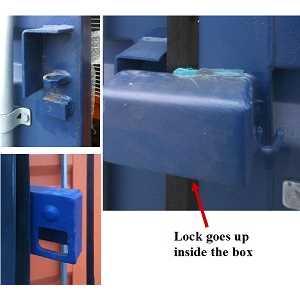 Lock Box 300.300