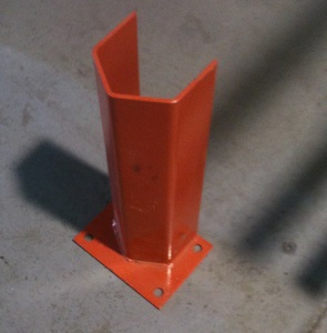 Multirack post protector300.300