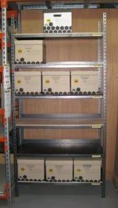 Rivit Rack 6 Shelf Archive Storage800
