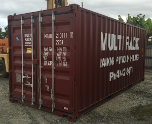 Shipping Container 111