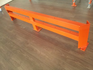 Spacerack Double End barrier300