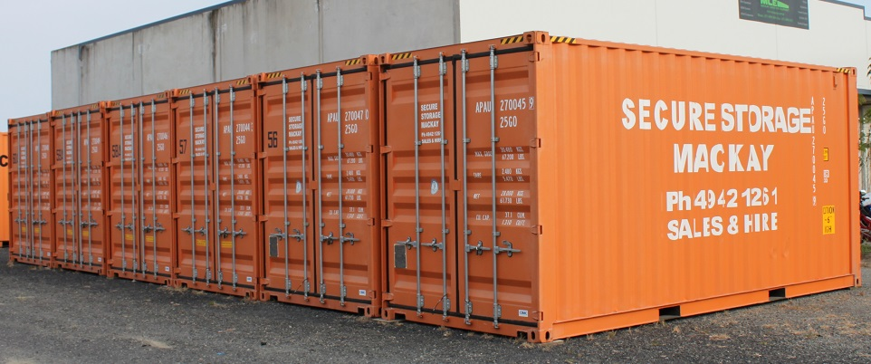 Shipping Containers | Multirack - Mackay