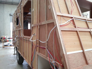 motorhomes plywood