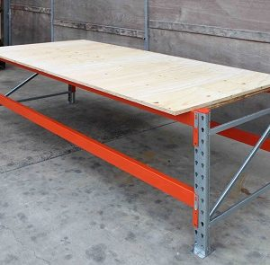 SR pallet workbench