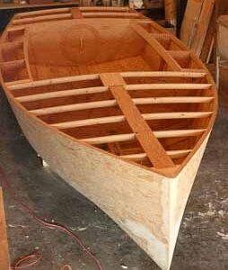 ply marine plywood boat