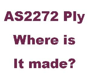UntAS2272 where made